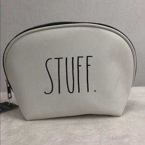 Rae Dunn cosmetic pouch